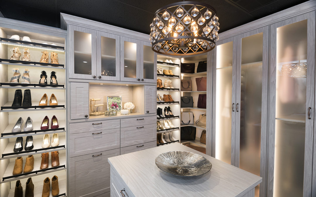 Clutter, Cleansing, and Closet Design