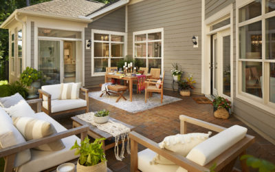 The Livin' is Easy in Patio Home Communities