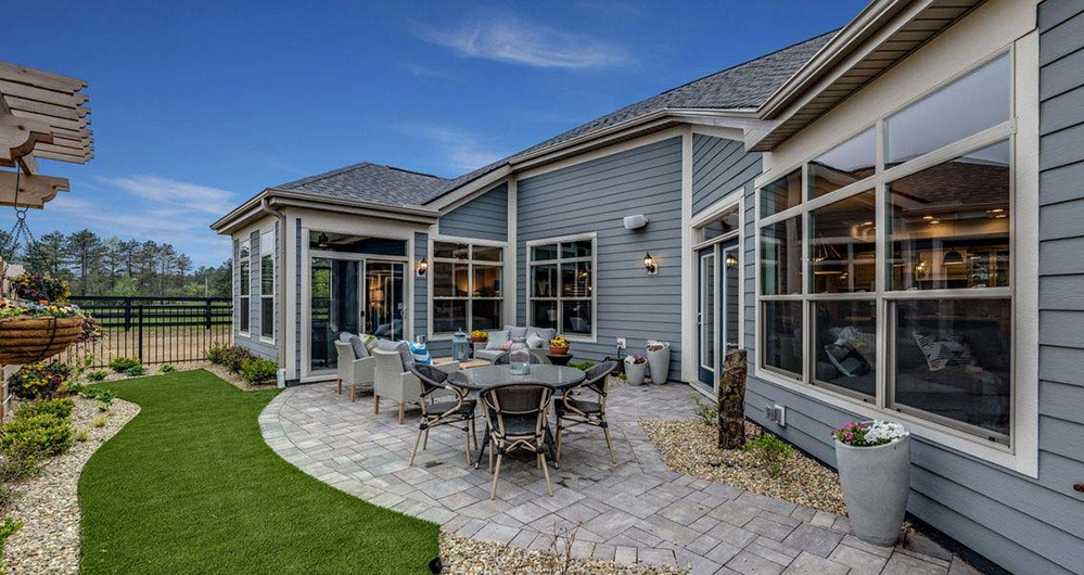 Low Maintenance Communities Offering High Quality Living