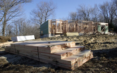 Building from the Ground Up: Home Builders Hunt for Land