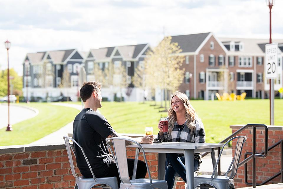 New Home Buyers Look Northward